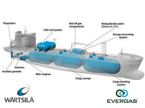 Evergas Orders Four Liquid Ethane/Ethylene Carriers - Marine Insight | SnapChat | Scoop.it