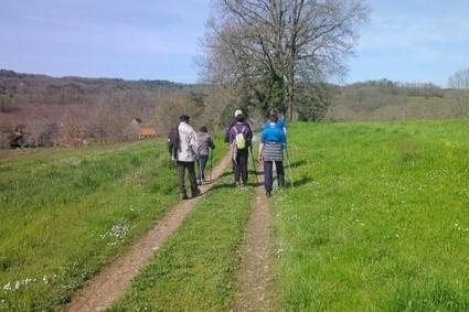 En Aveyron, la randonnée c'est le pied !   L'info tourisme en Aveyron   Scoop.it