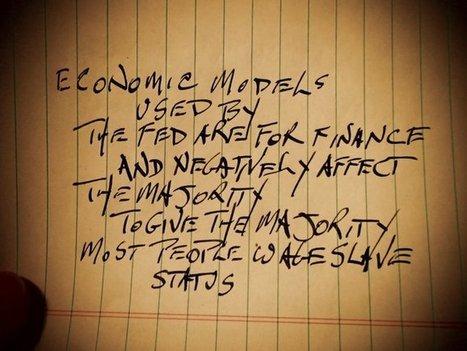 Tweet from @Transcendian   The Money Chronicle   Scoop.it