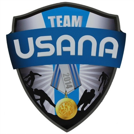 Nearly 200 USANA-Sponsored Athletes Heading To Russia | Living Well Connections | Scoop.it