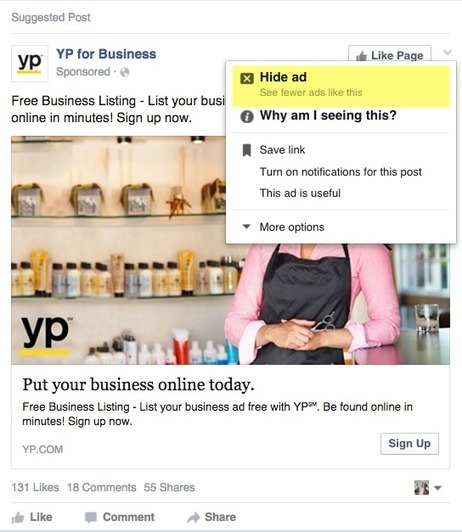 Advertising: What To Do When Paid Media Becomes Blocked Media | Digital Marketing | Scoop.it
