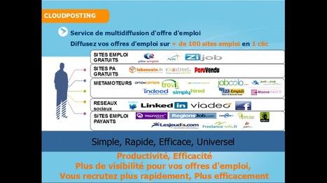 Bientôt en ligne : Cloudposting Recrutement Beta   Online ecosystems - Écosystèmes Web   Scoop.it