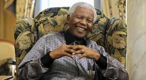 Nelson Mandela est mort : retour sur une vie de lutte contre l'apartheid | Nelson Mandela | Scoop.it