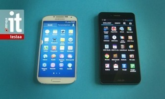 Samsungin huippupuhelimen yllätyshaastaja tulee kaksiosaisena | Tablet opetuksessa | Scoop.it