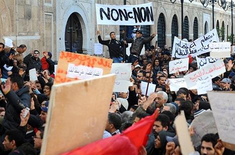 'Liberation caravan' reaches Tunis - Africa - Al Jazeera English | Coveting Freedom | Scoop.it