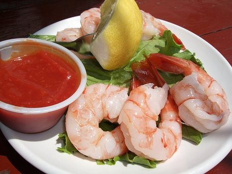 There's Nothing Small About Shrimp's Carbon Footprint | Water Stewardship | Scoop.it