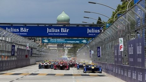 Roborace championship will pit driverless electric cars against each other | Gizmag | Cultibotics | Scoop.it