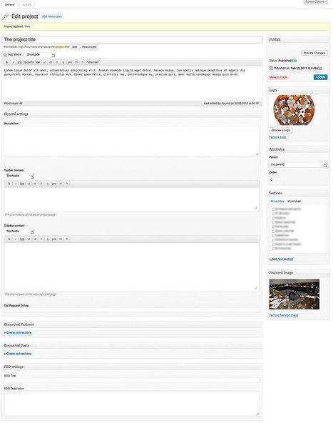 Adaptive content with WordPress | Webdesigner Depot | Modern web development | Scoop.it