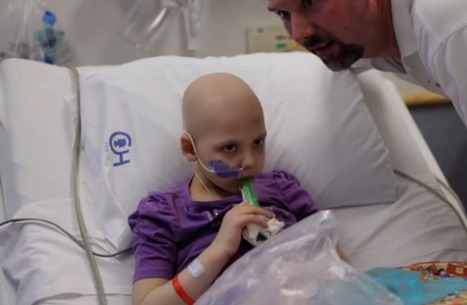 *VIDEO* Doctors inject cells treated with HIV into dying girl... and she smiles.   Disruptive Innovation in Clinical Trials   Scoop.it