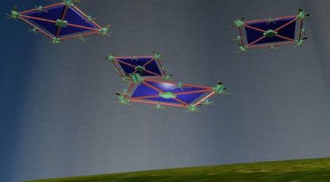 Energía solar, térmica y eólica a bordo de drones | Infraestructura Sostenible | Scoop.it