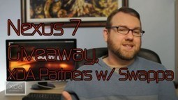 Nexus 7 Giveaway, XDA Partners with Swappa, and Helping a Community Member! – XDA Developer TV | Android Discussions | Scoop.it