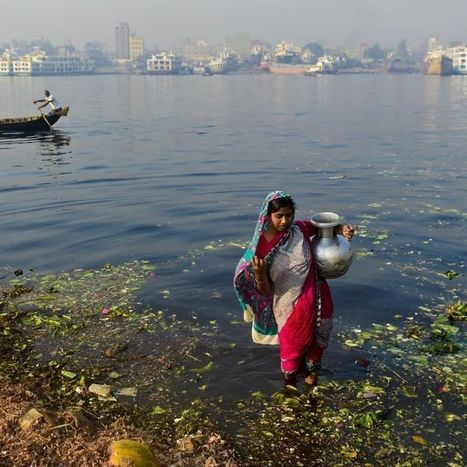 Millions drinking arsenic-laced water in Bangladesh: report | Water Law | Scoop.it