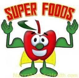 Top 10 Power Foods for Energy and Good Health   Natural Health & Healing   Scoop.it