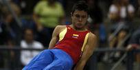 Jossimar Calvo ganó dos oros en Copa Mundo de Gimnasia