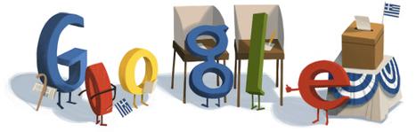 Οι Ελληνικές βουλευτικές εκλογές στην Google | physics4u | Scoop.it