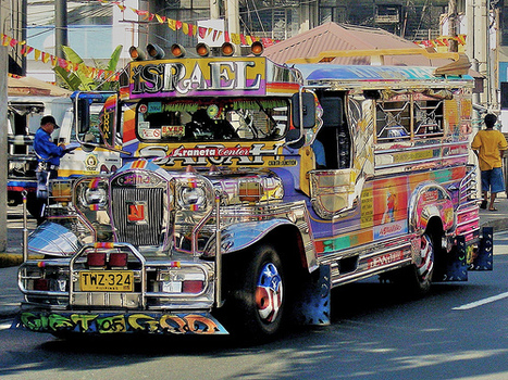 A Tribute to Jeepney Art | Philippine Travel | Scoop.it