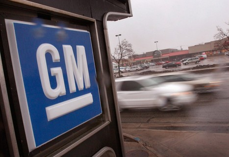GM struggles with a defective ignition switch — and possibly a defective corporate culture | GM change | Scoop.it