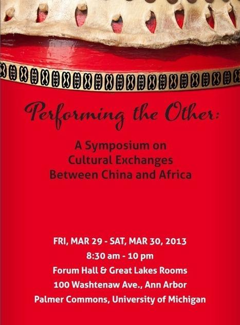"Frieda Ekotto : ""L'Afrique et la Chine : Qu'en est-il de la culture ?, Afrikadaa 3 – 2012 & colloque ""Performing the Other : Cultural Exchanges between China and Africa"" | ANR EsCA | Afro design and contemporary arts | Scoop.it"