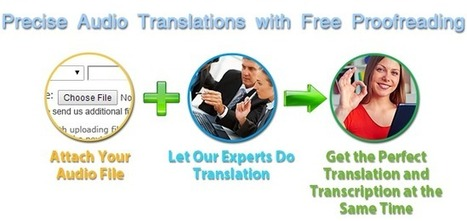 Audio Translator | Audio Translator | Audio Translation Services Now Available to Companies | Scoop.it