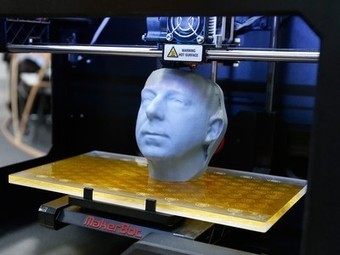 3-D Printers Are Saving Lives and Serving Pizzas | INTRODUCTION TO THE SOCIAL SCIENCES DIGITAL TEXTBOOK(PSYCHOLOGY-ECONOMICS-SOCIOLOGY):MIKE BUSARELLO | Scoop.it