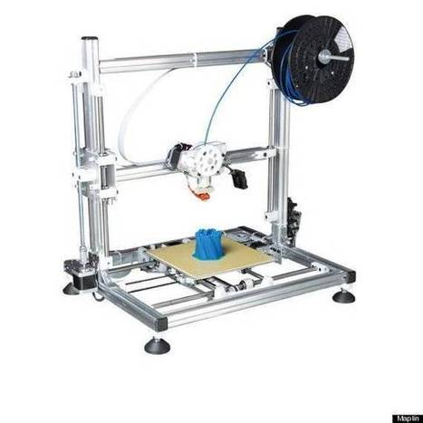 Is the high-street ready for 3D printers? | Hot gear for home and office | Scoop.it