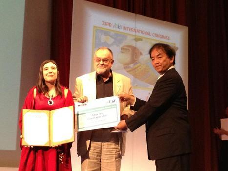 Cosario de Mempo: Discurso de recepción del Premio IBBY Asahi 2012 por el Programa de Abuelas Cuentacuentos de la Fundación Mempo Giardinelli | Bibliotecas Escolares Argentinas | Scoop.it