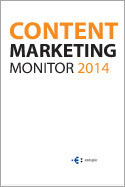 Content Marketing Monitor: Weten wat het effect is van content als marketinginstrument | BlokBoek e-zine | Scoop.it