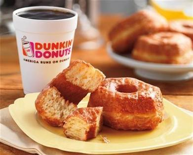Dunkin' plans 'Croissant Donut' _ not a 'Cronut' | Food for Foodies | Scoop.it