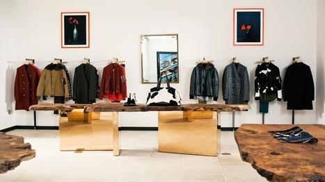 Nouvelle Boutique Paul Smith par l'agence anglaise 6A Architects | Decoration aménagements commerciaux et professionnels, cosa&faits | Scoop.it