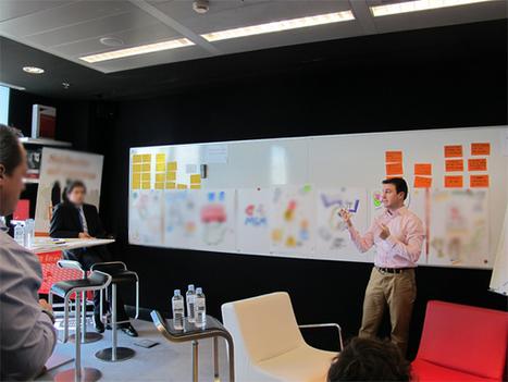 Dibujario: Fernando de Pablo: El facilitador visual es un escaparatista de ideas | About marketing concepts | Scoop.it
