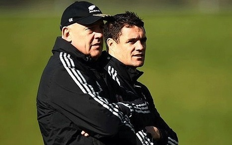 How New Zealand assistant coach Gilbert Enoka turned All Blacks around with a strict no-d***heads policy - Telegraph | Sport Psychology & Acquisition of Skill | Scoop.it