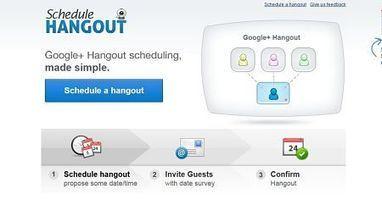 Schedule Hangout - Programar quedadas o eventos en Google+ con facilidad | E-Learning, M-Learning | Scoop.it