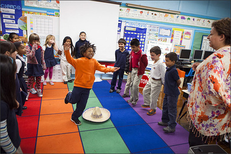Momentum Builds for Dual-Language Learning | Education-Caitlin | Scoop.it