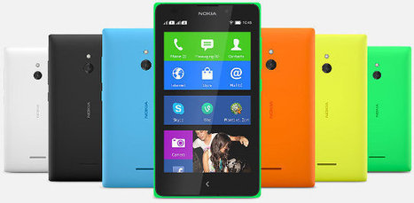 Nokia Launches Nokia X Android Phones with Microsoft Services | Embedded Systems News | Scoop.it