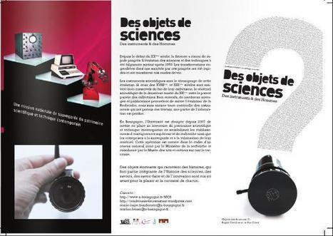"""Les fascicules """"Des objets de Sciences""""   Culture Scientifique - Université de Bourgogne   Vulgarisation et médiation scientifiques   Scoop.it"""