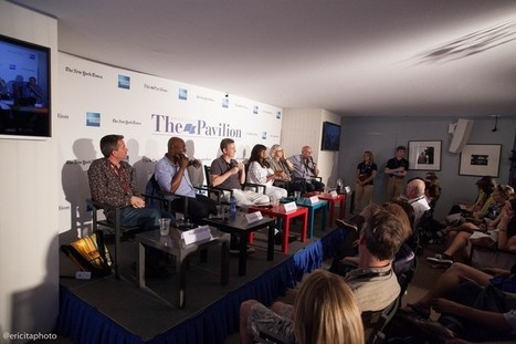 "Cannes 2015 Panel: ""What Does Empathy Look Like on the Big Screen?""  