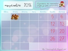 Calendari escolar 2016-2017: novembre   FOTOTECA INFANTIL   Scoop.it