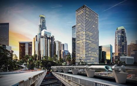 [Dossier] Hyperloop révolutionne les transports à la vitesse de la lumière | Cleantech & smart city | Scoop.it