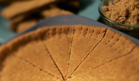25 homemade holiday gift recipes: Brown sugar shortbread - Los Angeles Times   ♨ Family & Food ♨   Scoop.it