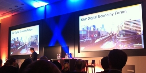 SAP lance son 'Networked Economy Forum' pour analyser les enjeux de la transformation digitale | AFG News Mars 2015 | Scoop.it