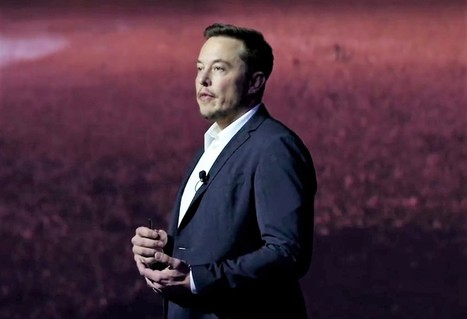 SpaceX's Elon Musk makes the big pitch for his decades-long plan to colonize Mars | The NewSpace Daily | Scoop.it