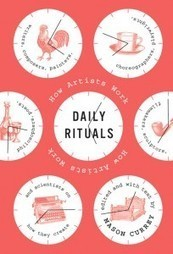 Daily Rituals: A Guided Tour of Writers' and Artists' Creative Habits | Cultivating Creativity | Scoop.it
