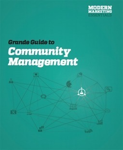 The Grande Guide to Community Management   Social collaboration   Scoop.it