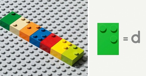 Innovative Braille LEGO-Style Bricks Help Blind Children Learn To Read While Playing | Inclusive Education | Scoop.it