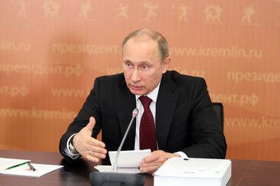 Poutine veut exempter les sportifs de visa jusqu'en 2018 - La Russie d'Aujourd'hui | www.cap-assurances.net | Scoop.it