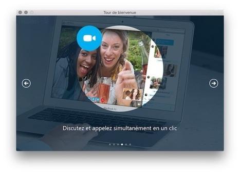 Skype 7.2 améliore la lisibilité et corrige des bugs | TICE en tous genres éducatifs | Scoop.it
