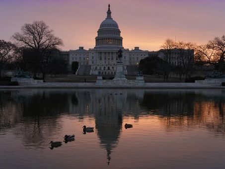 UVM study: Washington DC sinking into sea | Sustain Our Earth | Scoop.it