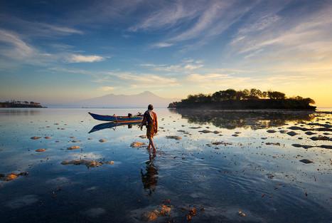 The old fisherman, Lombok | Scoop Indonesia | Scoop.it