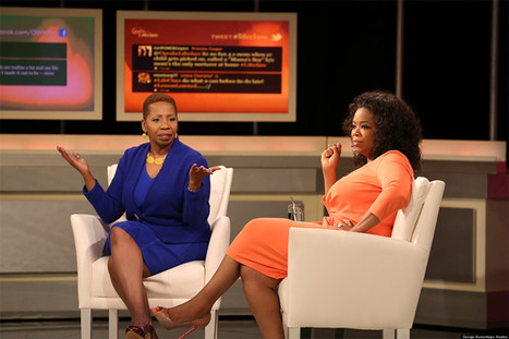 Challenges Of Single Mothers: Iyanla Vanzant Shares Her Best Advice For ... - Huffington Post   Single Moms   Scoop.it