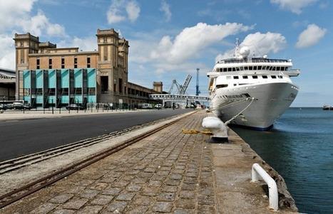 PORT D'ESCALES CROISIERES | Office de Tourisme Cherbourg-Cotentin, Manche | Tourisme Cherbourg Cotentin | Scoop.it